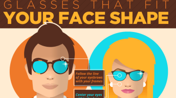 Which Glasses Fit Your Face? 2