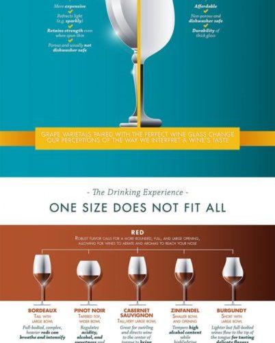 Pairing Wine Glasses With Wine Varietals 1