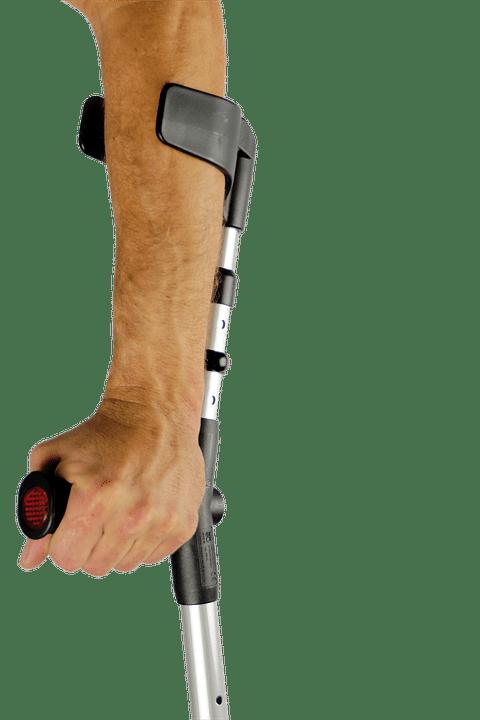 hand crutch
