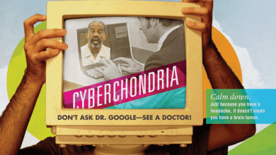 Photo of Dr. Google: Not An Actual Doctor [Infographic]