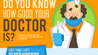 Grading Doctors On Outcomes, Not Parking Spots [Infographic] 1