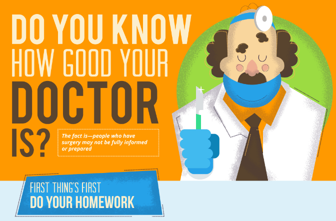 Photo of Grading Doctors On Outcomes, Not Parking Spots [Infographic]
