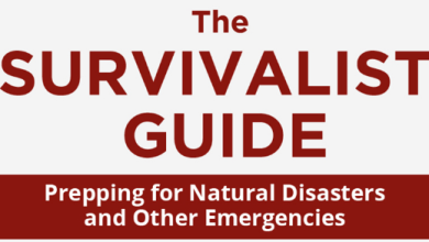 Photo of The Survivalist Guide To Tornadoes – an Infographic