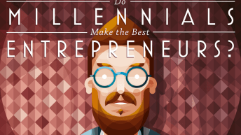 Will Millennials Change The Face Of Entrepreneurship? [Infographic] 1
