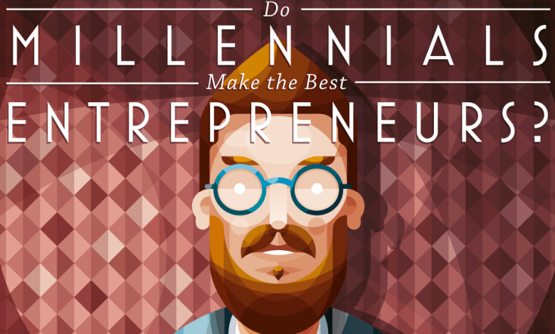 Photo of Will Millennials Change The Face Of Entrepreneurship? [Infographic]