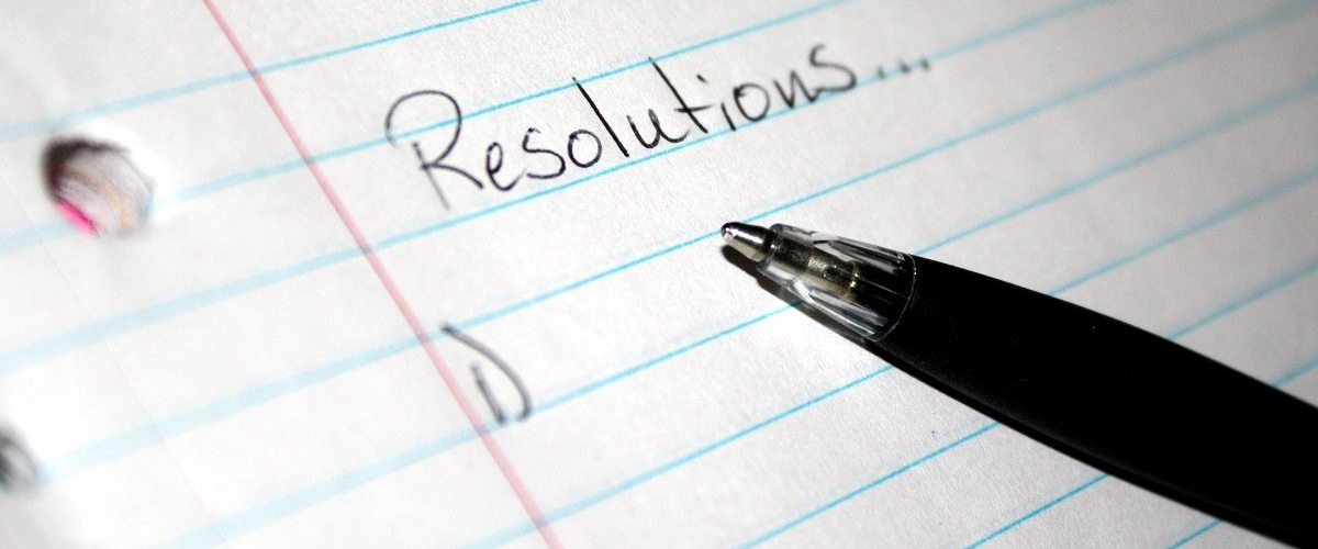 5 Great New Year Resolutions 1