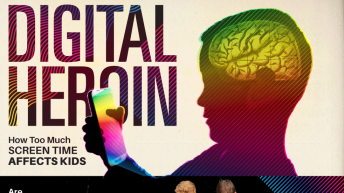 Digital Heroin: How Screens Are Like Cocaine [Infographic] 2