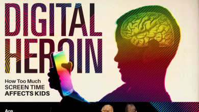 Photo of Digital Heroin: How Screens Are Like Cocaine [Infographic]