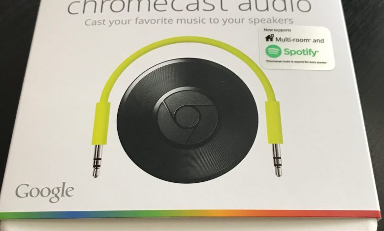 Photo of Google Chromecast Audio