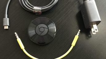 Google Chromecast Audio 2