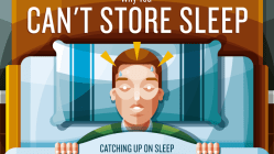 Stop Trying To Make Up Sleep On The Weekends [Infographic] 5