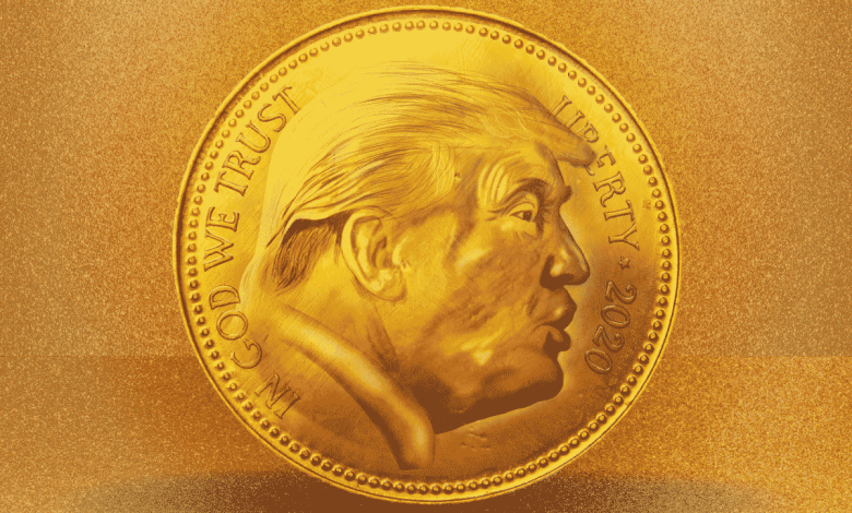 Photo of Should We Put Trump On A Gold Coin? [Infographic]