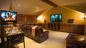 entertainment game room