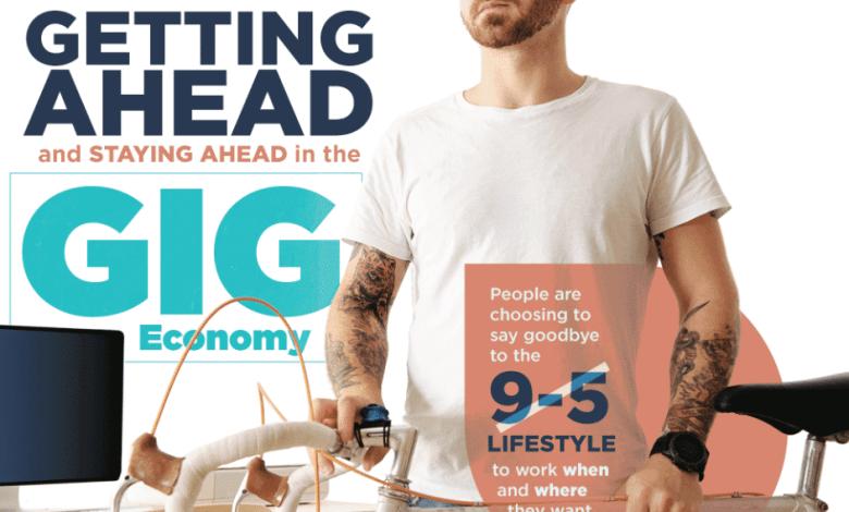 Photo of Gig Economy: Freelancing As A Career