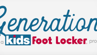 Photo of Kids Foot Locker Launches 'Generations' Featuring Teyana Taylor