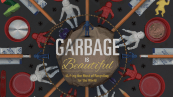 Garbage Can Be Beautiful [Infographic] 1