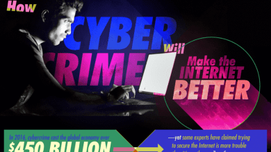 Photo of Will Cyber Crime Make The Internet Safer For Everyone? [Infographic]