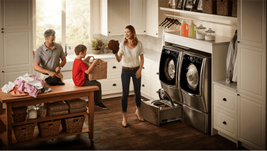Photo of LG Twin Wash System – Cleaning Convenience
