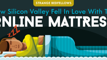Why Did Silicon Valley Suddenly Get Obsessed With Mattresses? [Infographic] 1