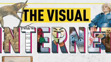 Photo of Welcome To The Visual Internet [Infographic]