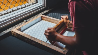 Photo of Advice for Getting Into Screen Printing