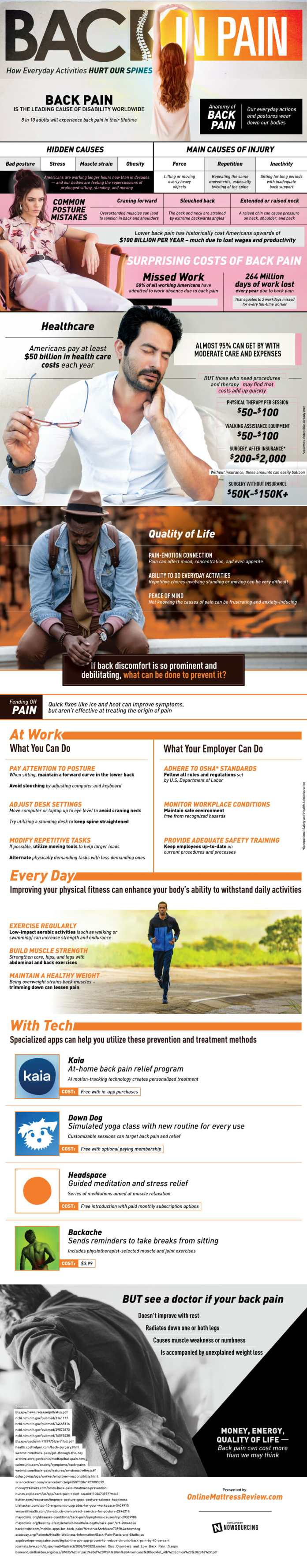 Preventing Back Pain  Before It's Too Late 1
