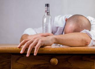 alcohol drunk