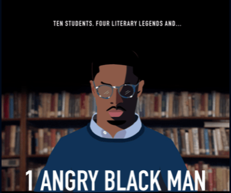 """1 ANGRY BLACK MAN"" releases to worldwide audiences 1"