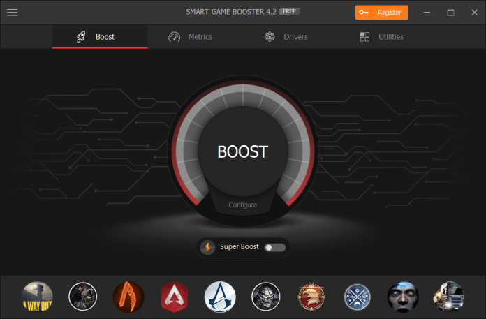 Optimize Your Gaming With Smart Game Booster 1