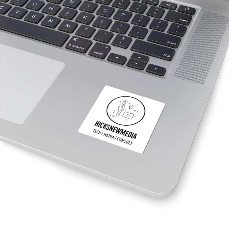 HNM Logo Sticker 2