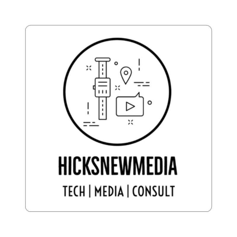 HNM Logo Sticker 1