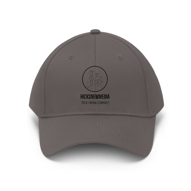 HNM Unisex Twill Hat 4
