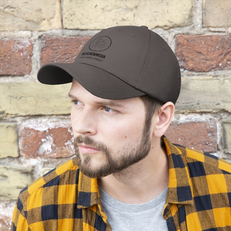HNM Unisex Twill Hat 7