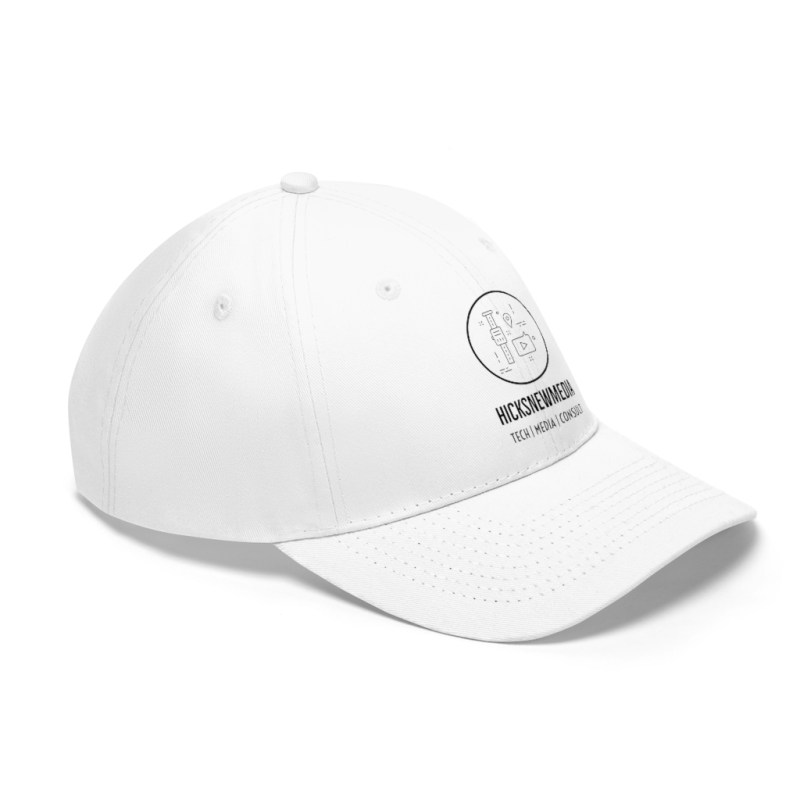 HNM Unisex Twill Hat 2