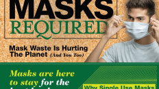 Sustainability In Face Masks [Infographic] 3