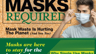 Sustainability In Face Masks [Infographic] 4
