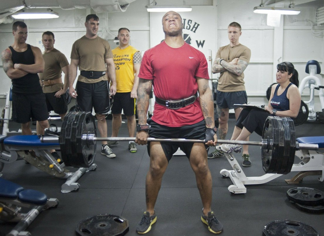 Top 10 Exercises For Gaining Muscle 1