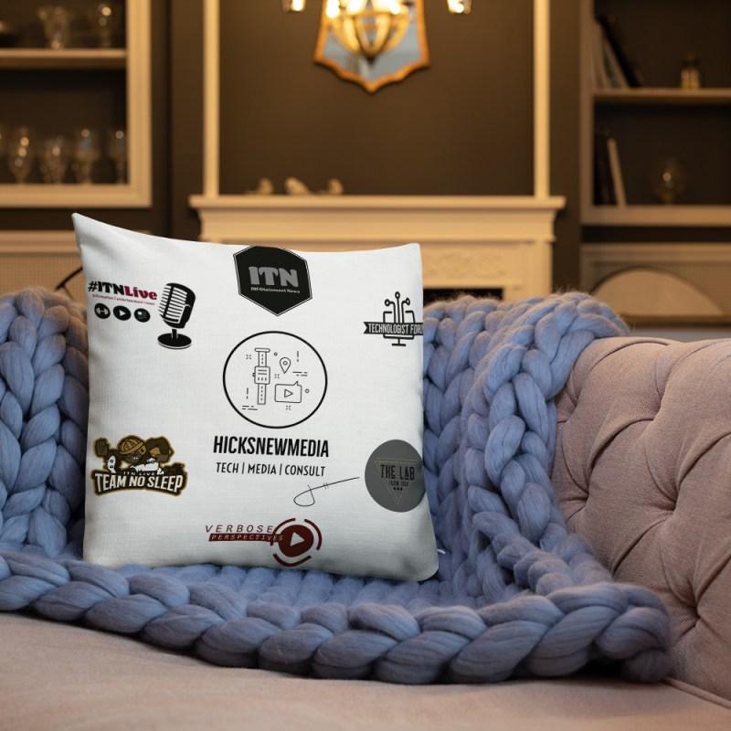 HNM Family Premium Pillow (18x18) 2