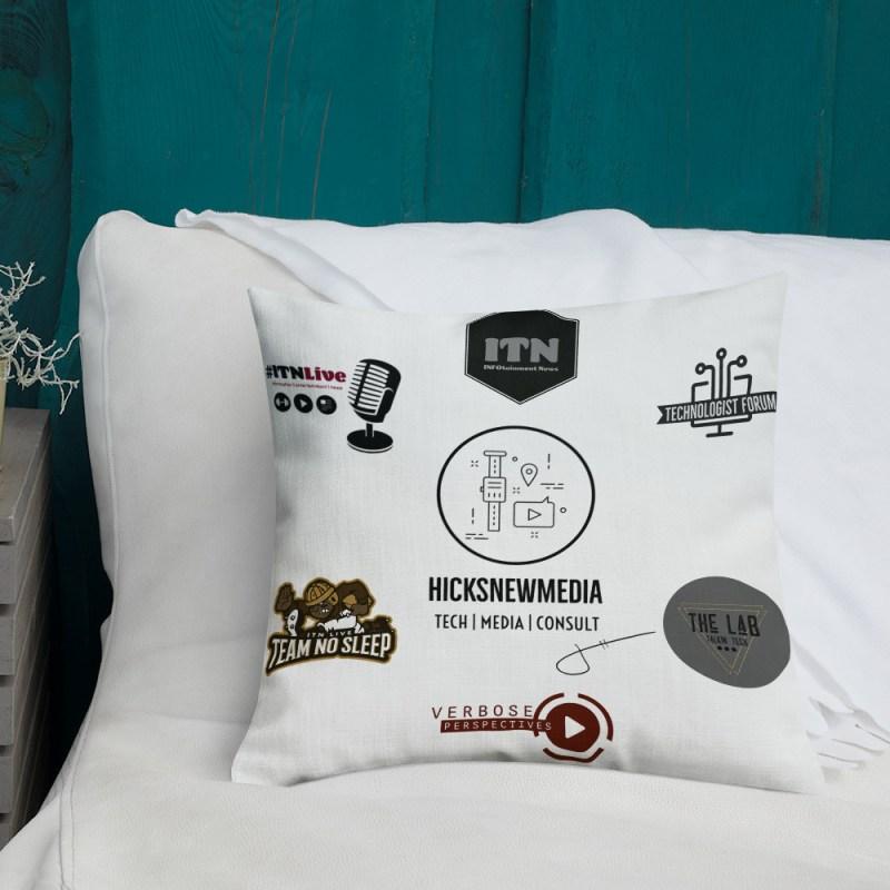 HNM Family Premium Pillow (18x18) 3