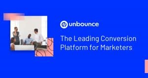 unbounce Black Friday Deals 2019