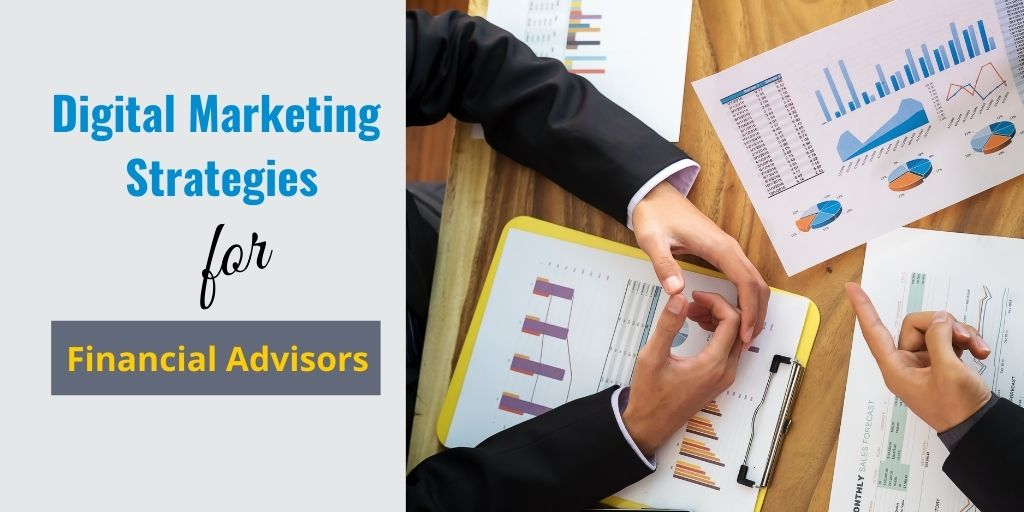 marketing strategies for financial services company