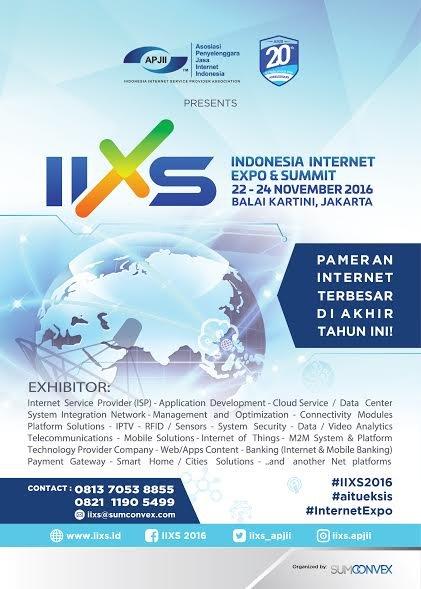 APJII adakan pameran industri internet