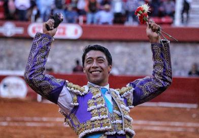 El matador de toros Sergio Flores, positivo en COVID-19