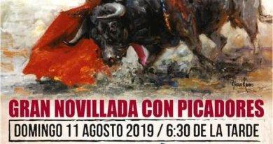 Villita debutará con picadores en San Lorenzo de la Parrilla