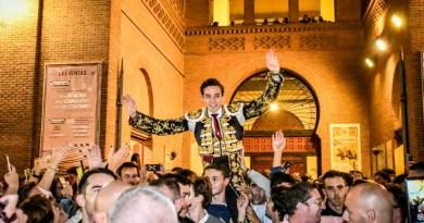 Álvaro Burdiel gana la octava edición del Camino Hacia Las Ventas y abre la Puerta Grande