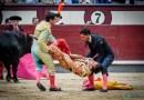 Grave cogida a Gonzalo Caballero que corta una oreja al igual que Jesús Enrique Colombo en Madrid