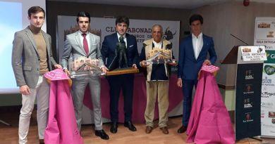 El Club de Abonados de la Plaza de Toros de Albacete entrega los Premios de la Feria 2019