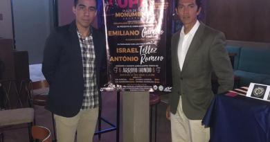 Presentan cartel guadalupano en Zacatecas