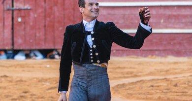 Manzanares triunfa en el inicio de su temporada en Ciudad Rodrigo