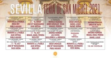 Una Feria de San Miguel de Sevilla, histórica